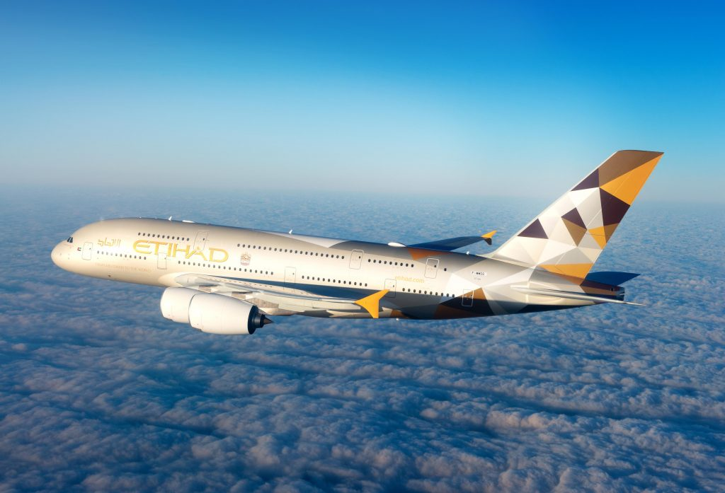 Etihad Airways' top tips for long haul flying