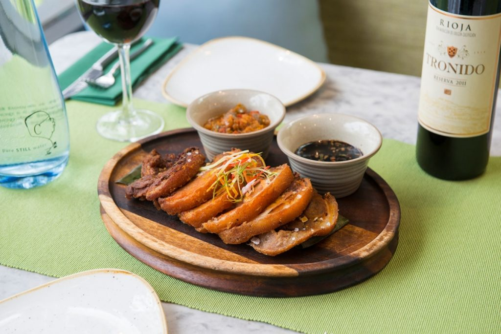 finest Filipino cuisine london