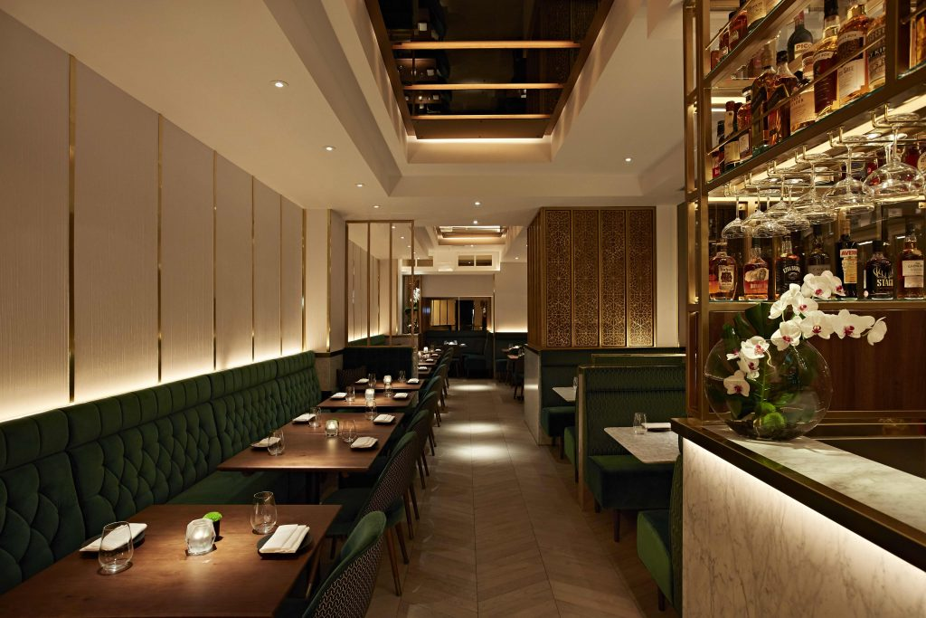Indian Accent, London