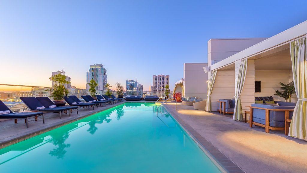 photogenic hotels california