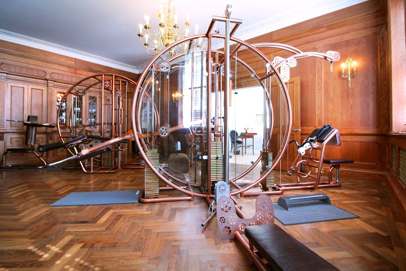 Top Luxury Gyms in the World