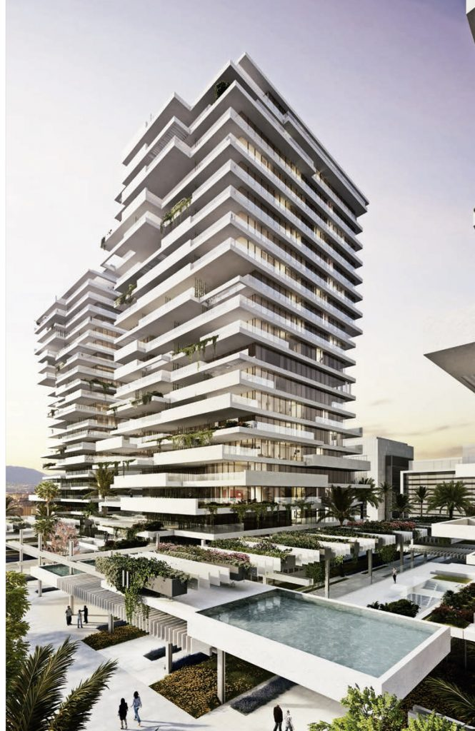 Picasso Towers to Relaunch Malaga