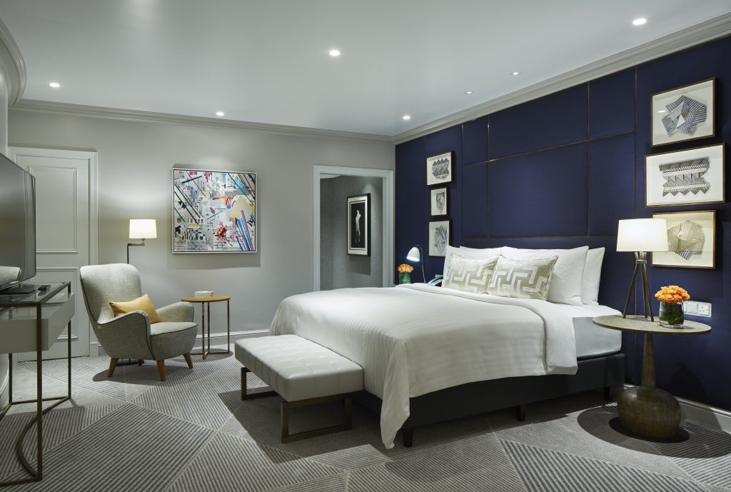 The Westminster Suite at London Marriott County Hall