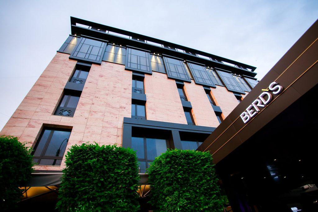 BERD'S Design Hotel, Moldova