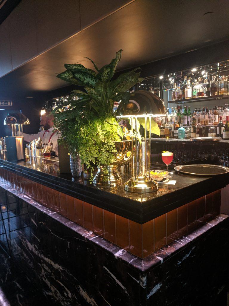 Ten Degrees Bar at Galvin at Windows