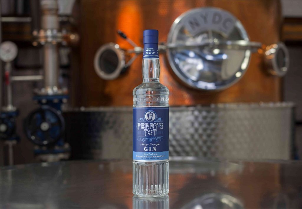 perry's tot gins