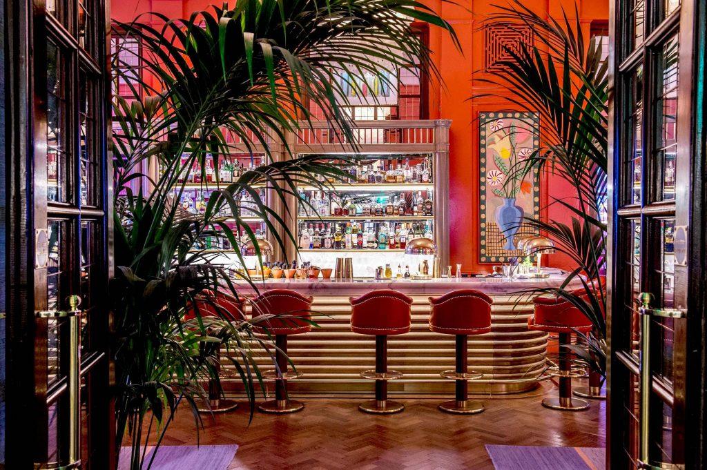 Coral Room, Bloomsbury