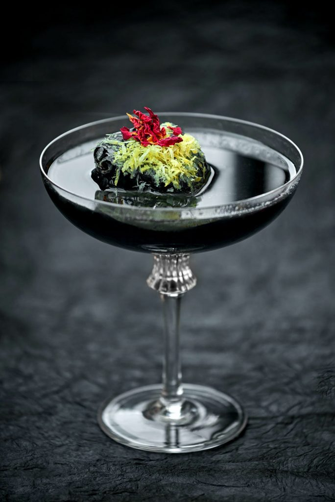 Celebrate Day of the Dead with the Painted Black menu at Ella Canta