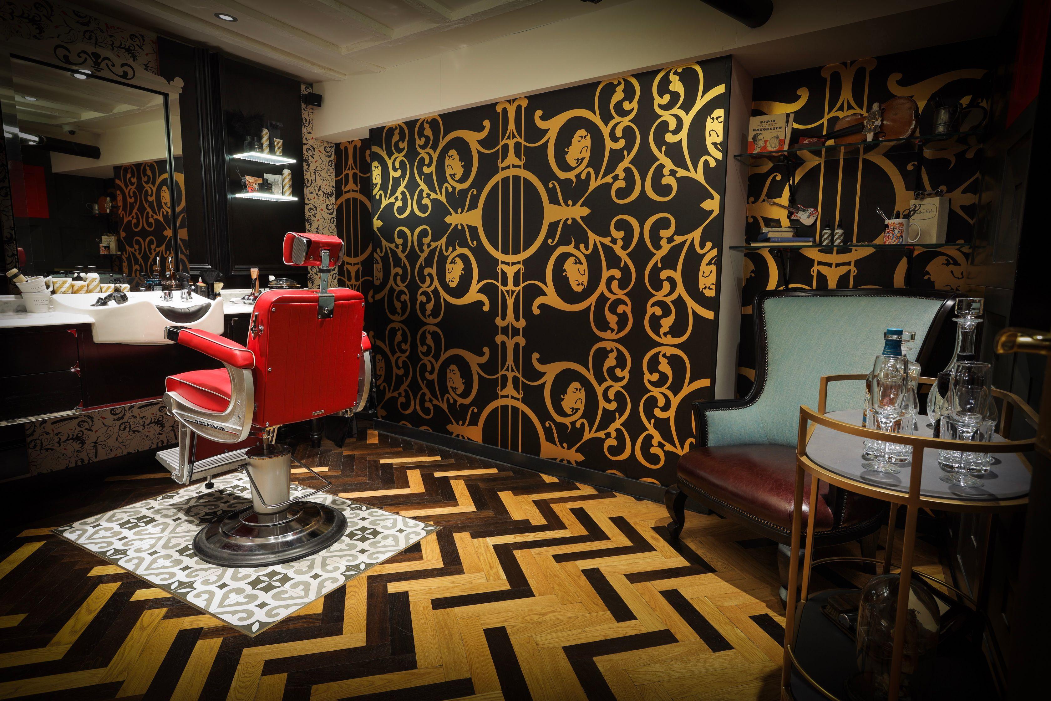 Ted's Grooming Room mayfair