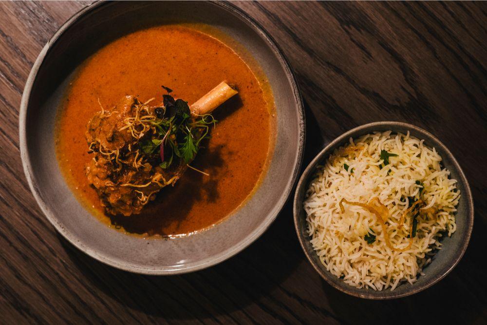Indian fine dining Kahani Restaurant, Chelsea