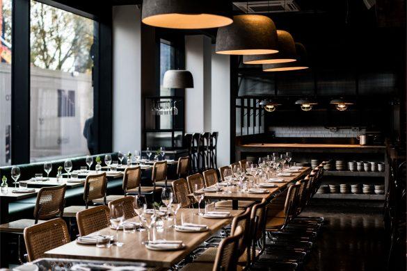 London's latest restaurant openings
