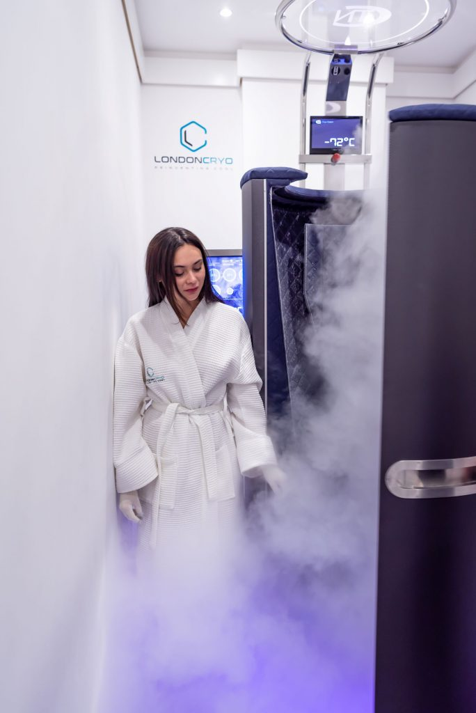 cryotherapy LondonCryo Belgravia
