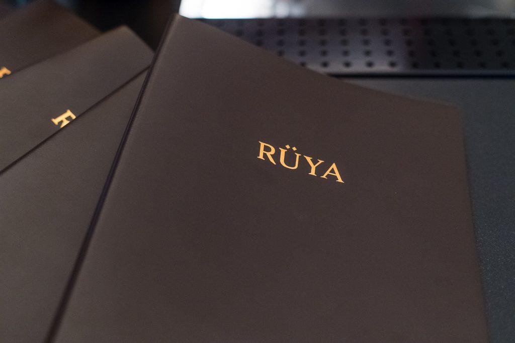 Rüya Restaurant London Anatolian glamour Mayfair