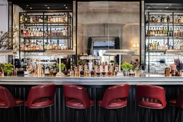 Luxury all-day dining at 108 Brasserie, Marylebone
