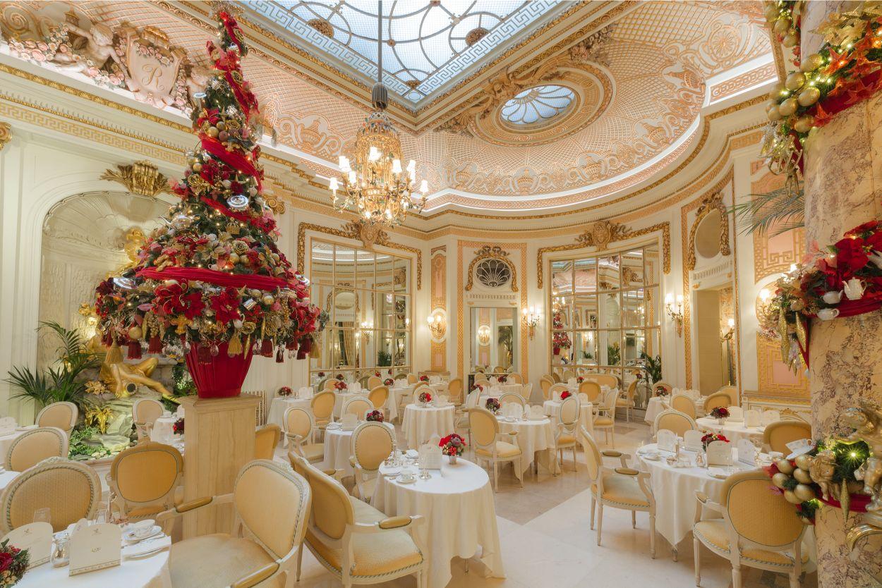 afternoon tea london luxury hotel