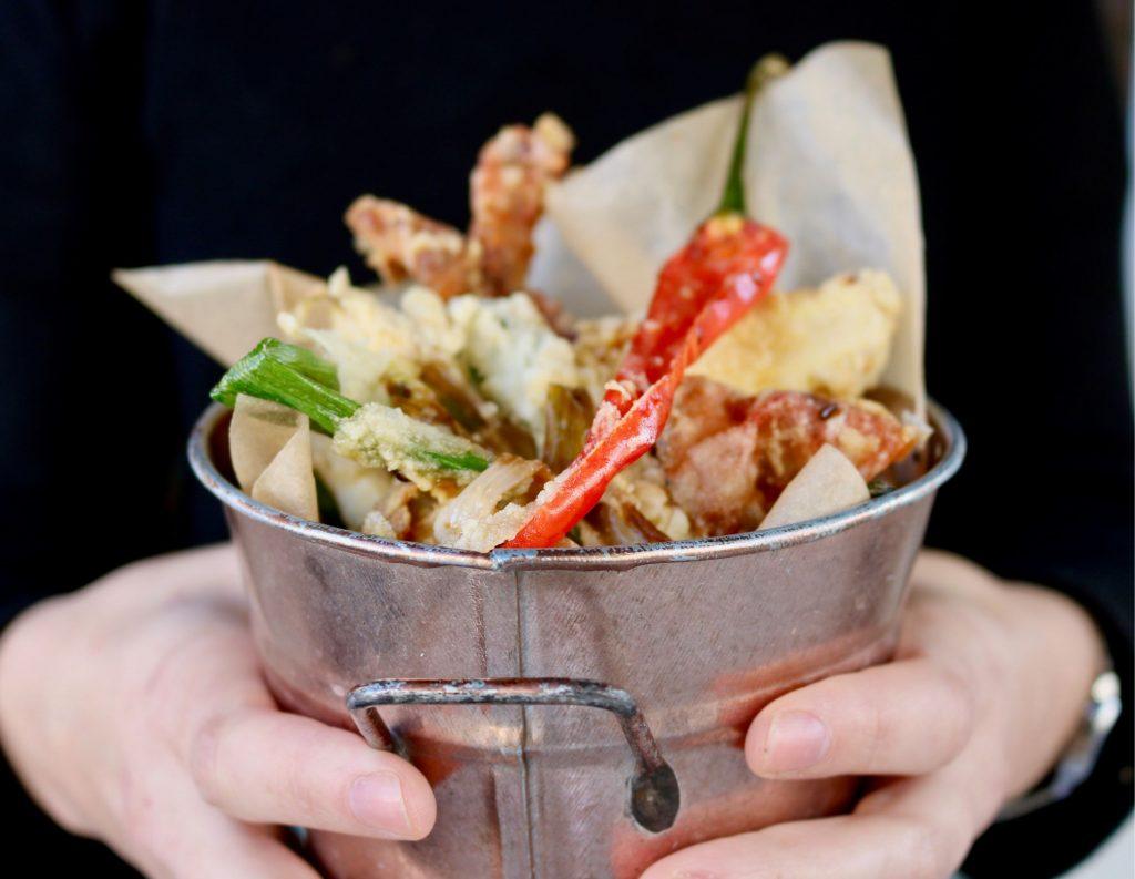 Bucket Restaurant Notting Hill