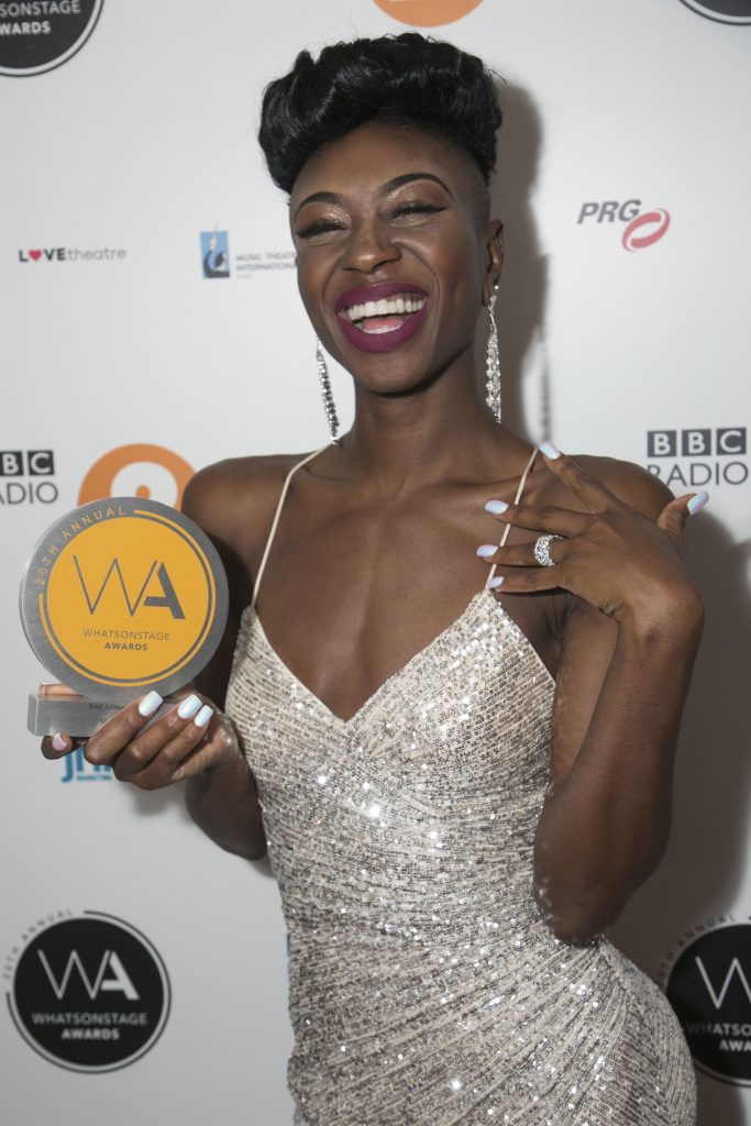 A night at the 2020 WhatsOnStage Awards