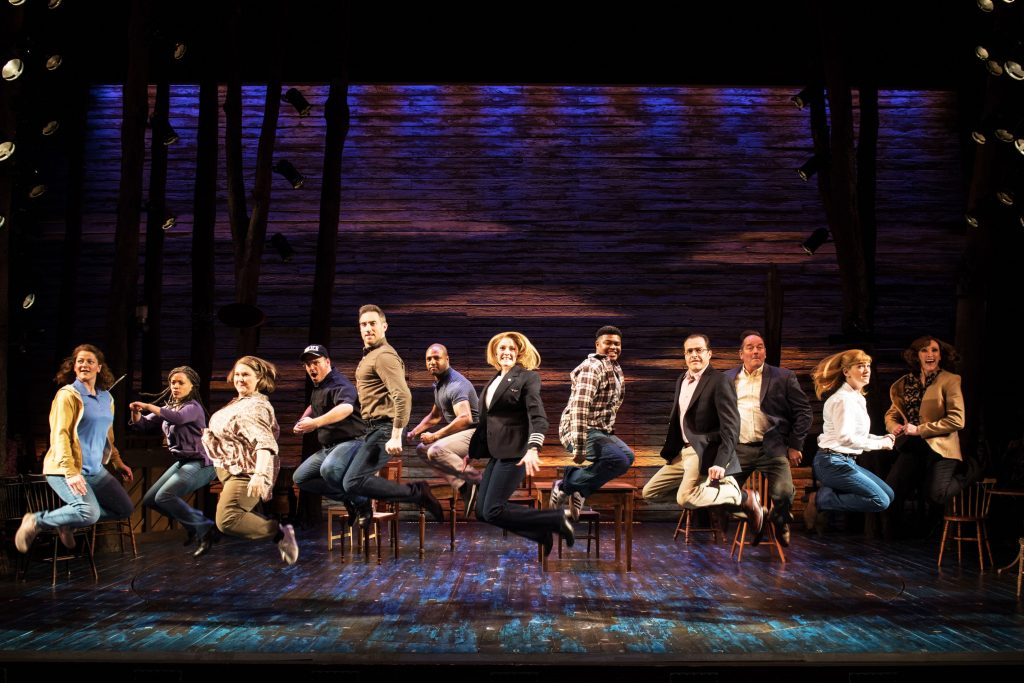 mark captain luxuriate come from away