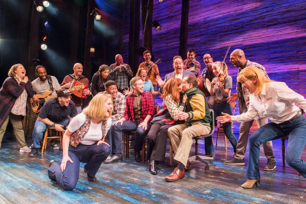 phoenix theatre come from away