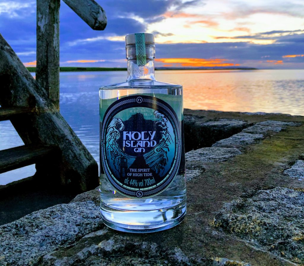 holy island gins