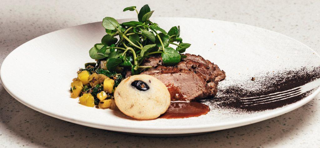 mark captain restaurant review luxuriate