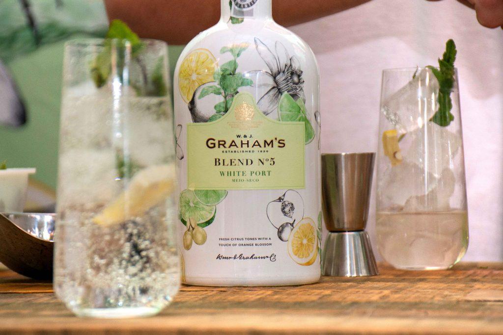 mark captain review graham's blend