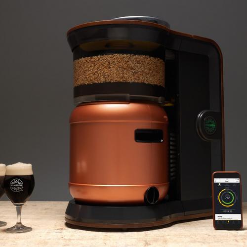 mark captain review mini brewer