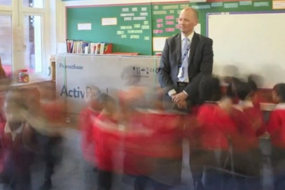 Chef Michey Chan takes The Dorchester London to Manorfield Primary School