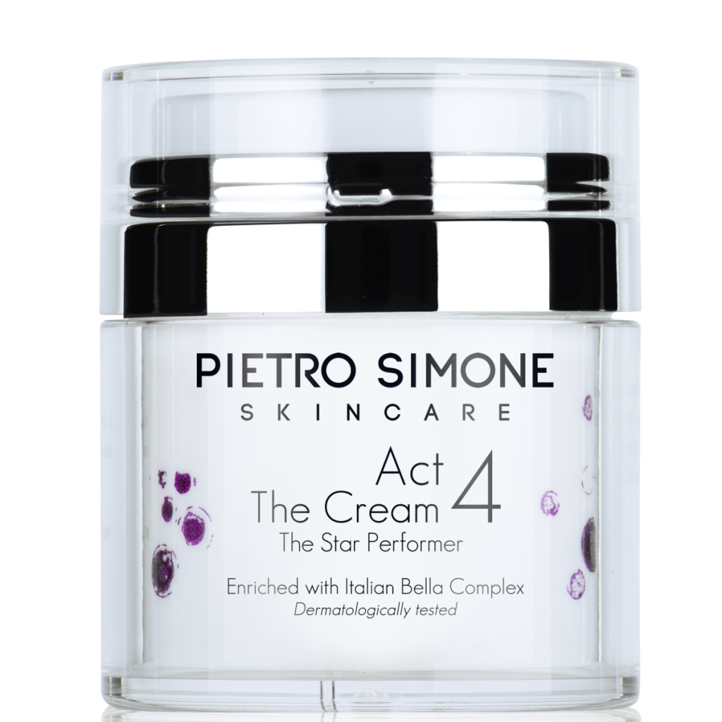 luxuriate mark captain Pietro Simone Skincare
