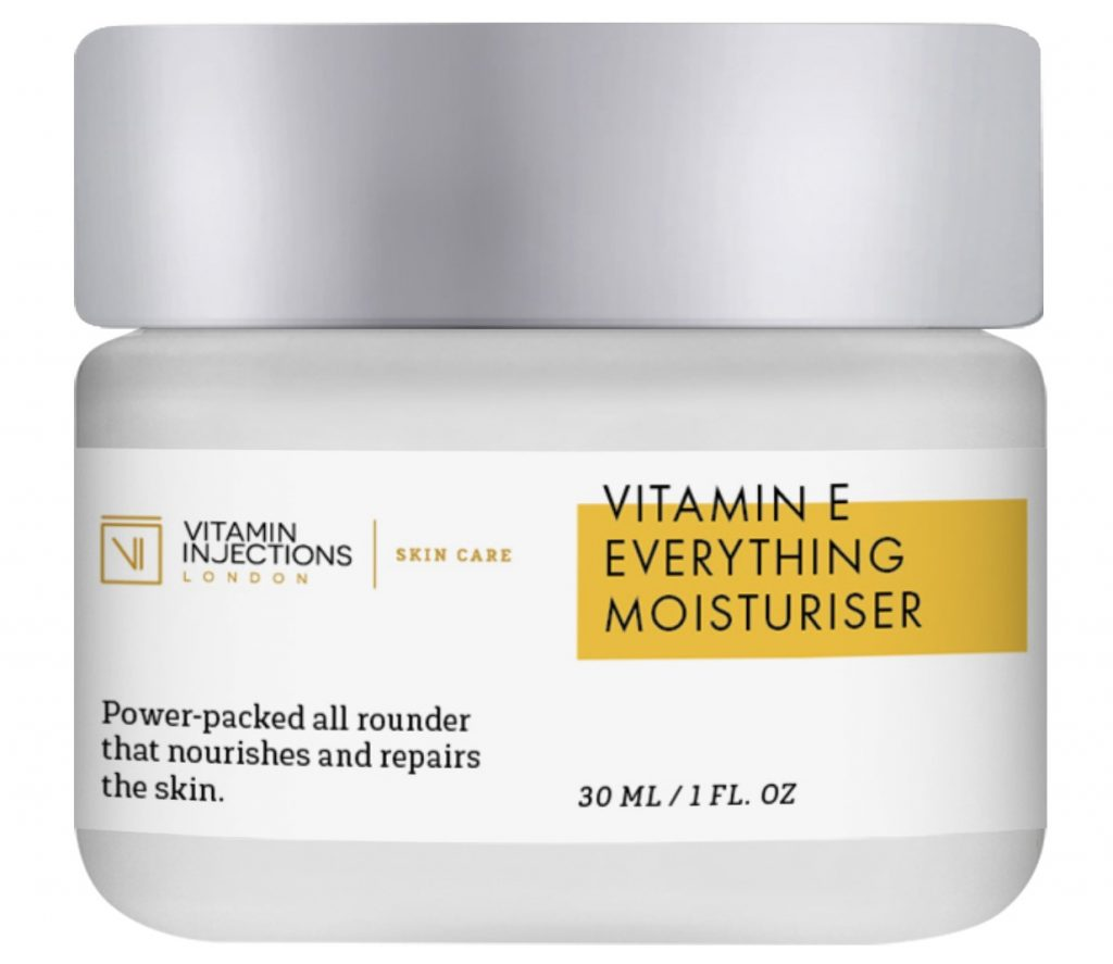 moisturiser vitamin injections london