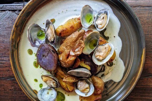 mark captain restaurant review