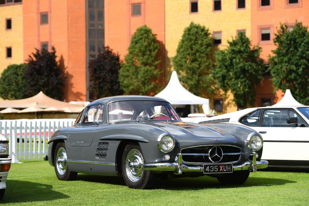 London Concours 2020 1950 Mercedes 300SL Gullwing