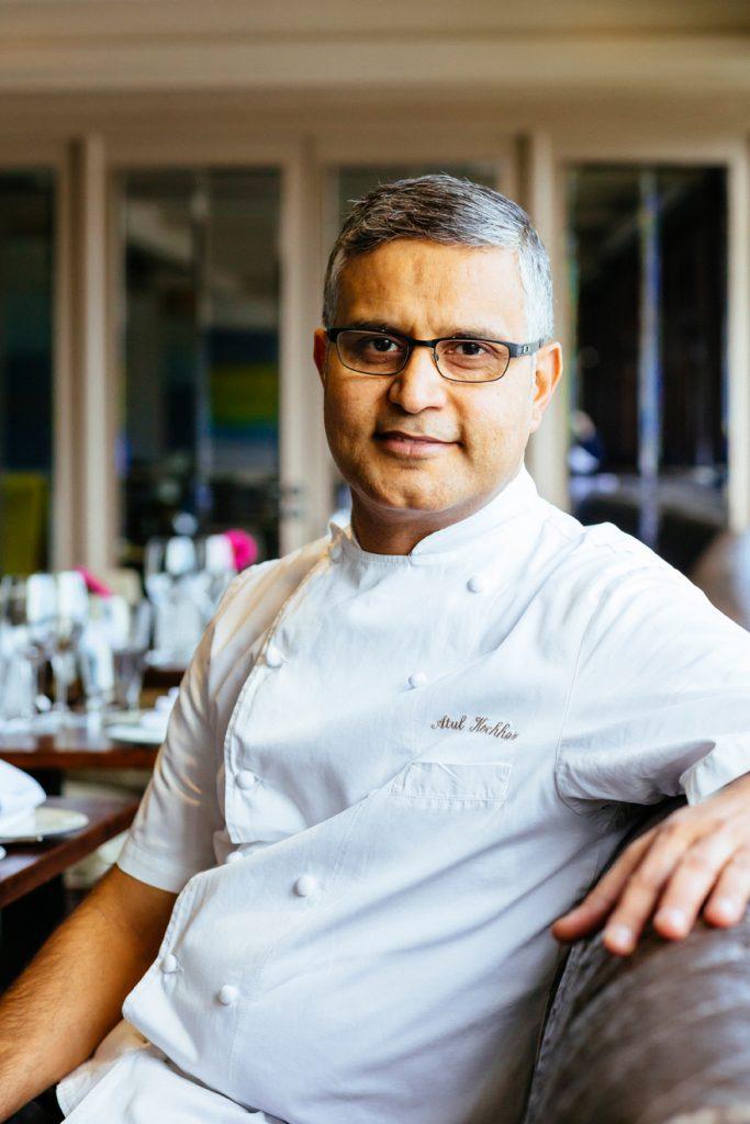 Sindhu chef mark captain journalist luxuriate magazine