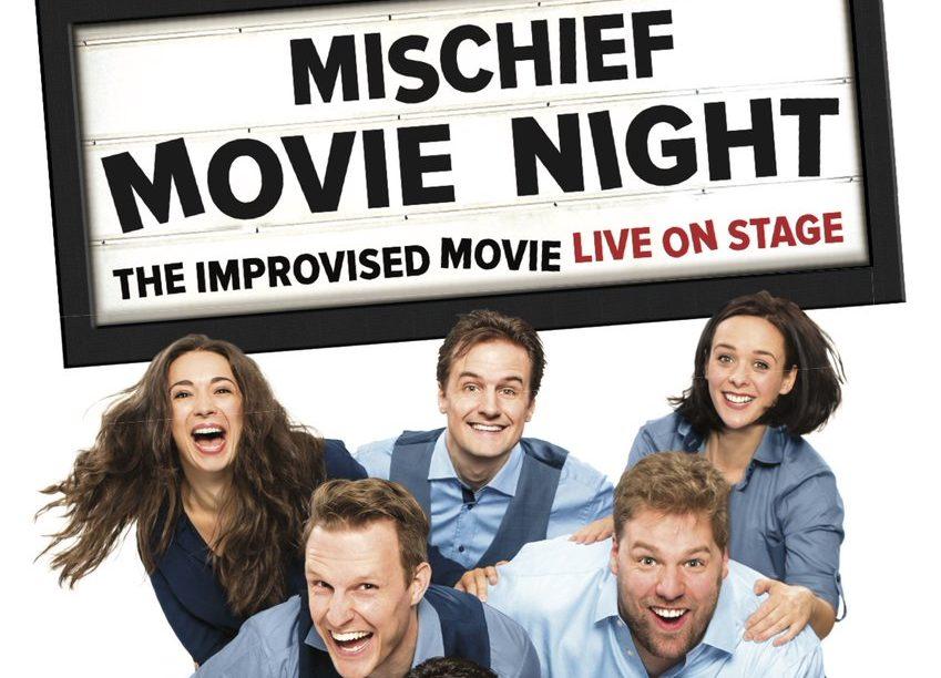 Review: Mischief Movie night, Vaudeville Theatre
