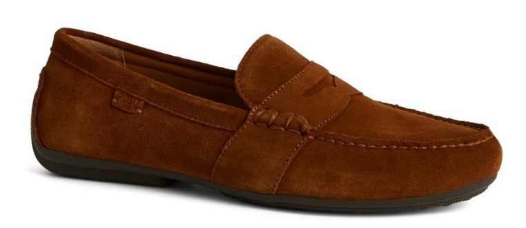 Polo Ralph Lauren Suede Driving Shoes - Luxuriate Life Magazine by Mark Captain