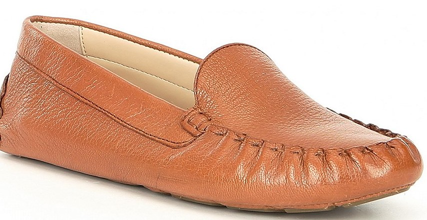 Cole Haan Evelyn Driver Loafers - Luxuriate Life Magazine by Mark Captain