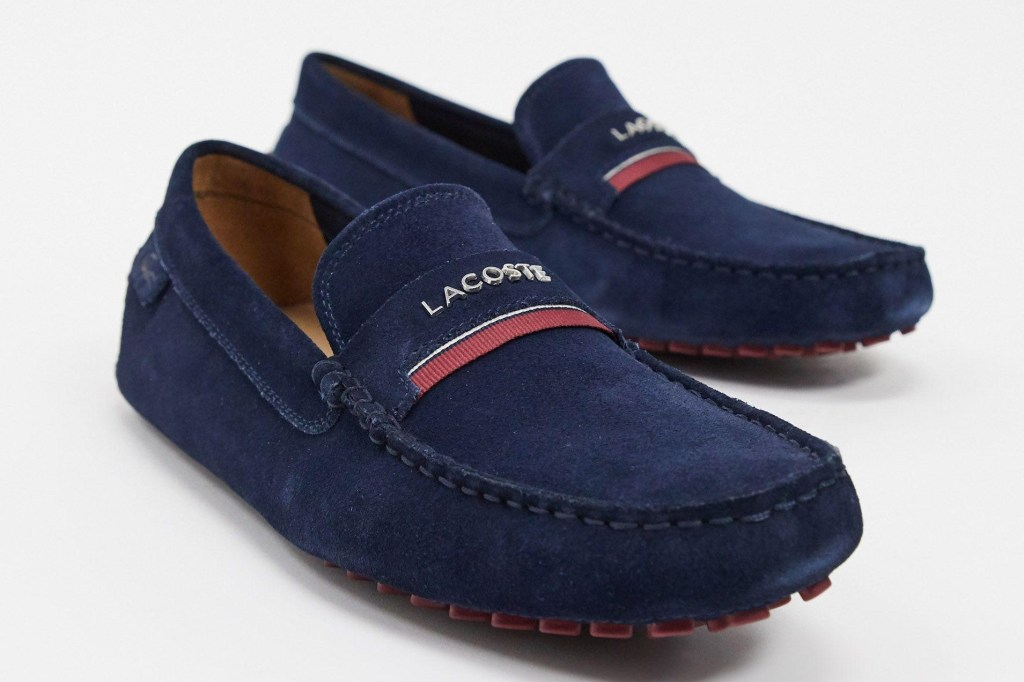 Lacoste Plaisance Driving Loafers - Luxuriate Life Magazine by Mark Captain