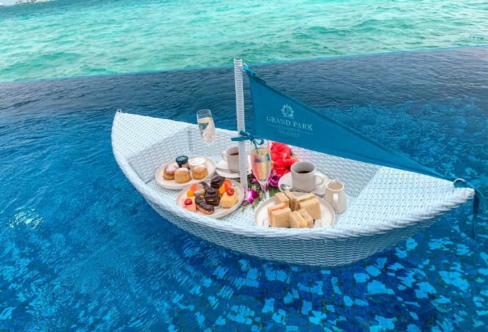 Grand Park Kodhipparu Luxury Beach Club, Water Sports and Yoga - Luxuriate Life Magazine by Mark Captain