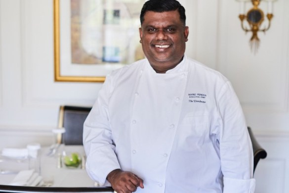 New opening: The Dorchester Rooftop pop up with Mario Perera - Luxuriate Life Magazine by Mark Captain