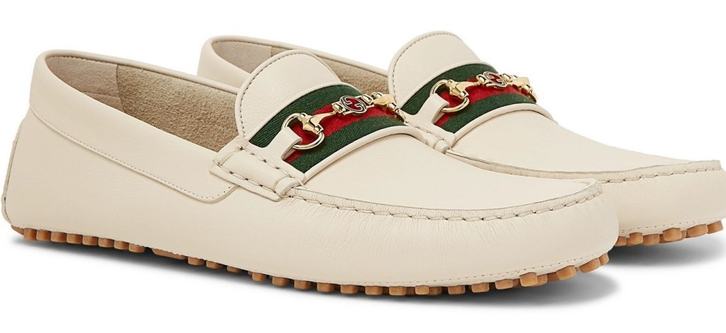 Gucci Leather Ayrton Driving Shoes - Luxuriate Life Magazine by Mark Captain