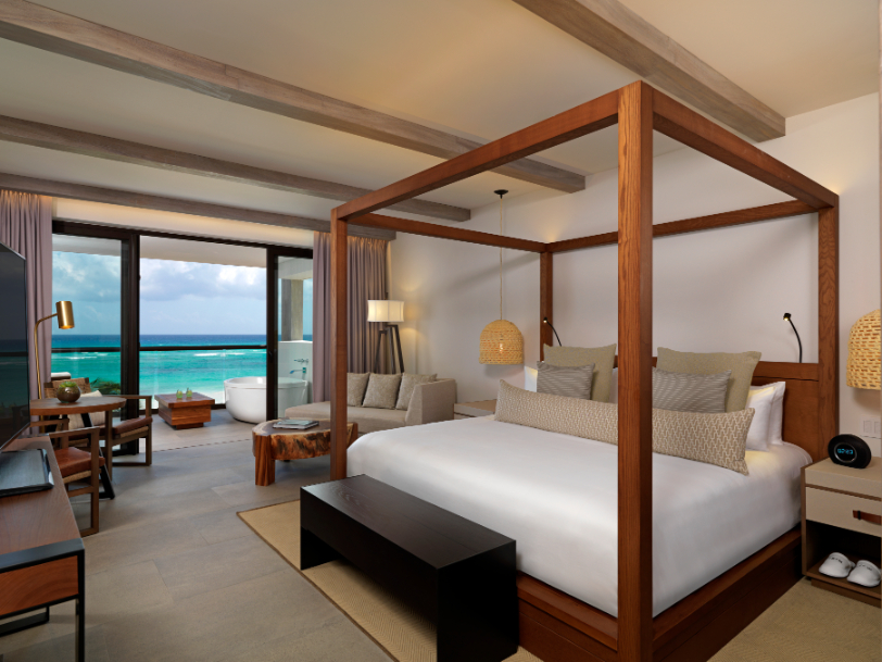 UNICO 20°N 87°W Hotel Luxurious Hotel rooms - Luxuriate Life Magazine by Mark Captain