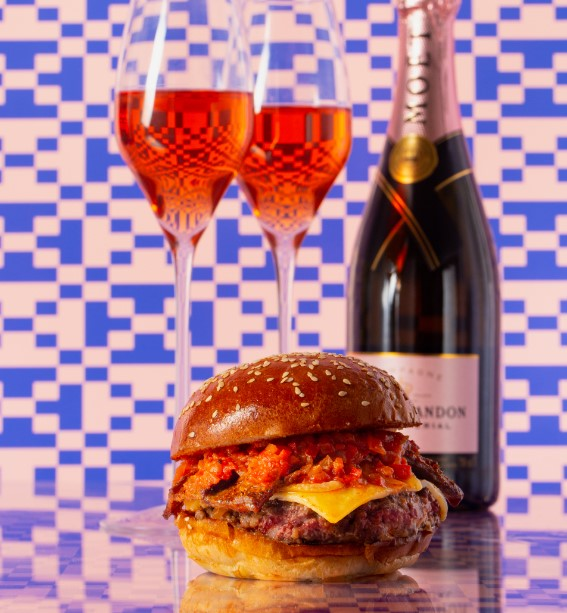Easter Gifts: The Wahala burger by Chale - Luxuriate Life Magazine by Mark Captain