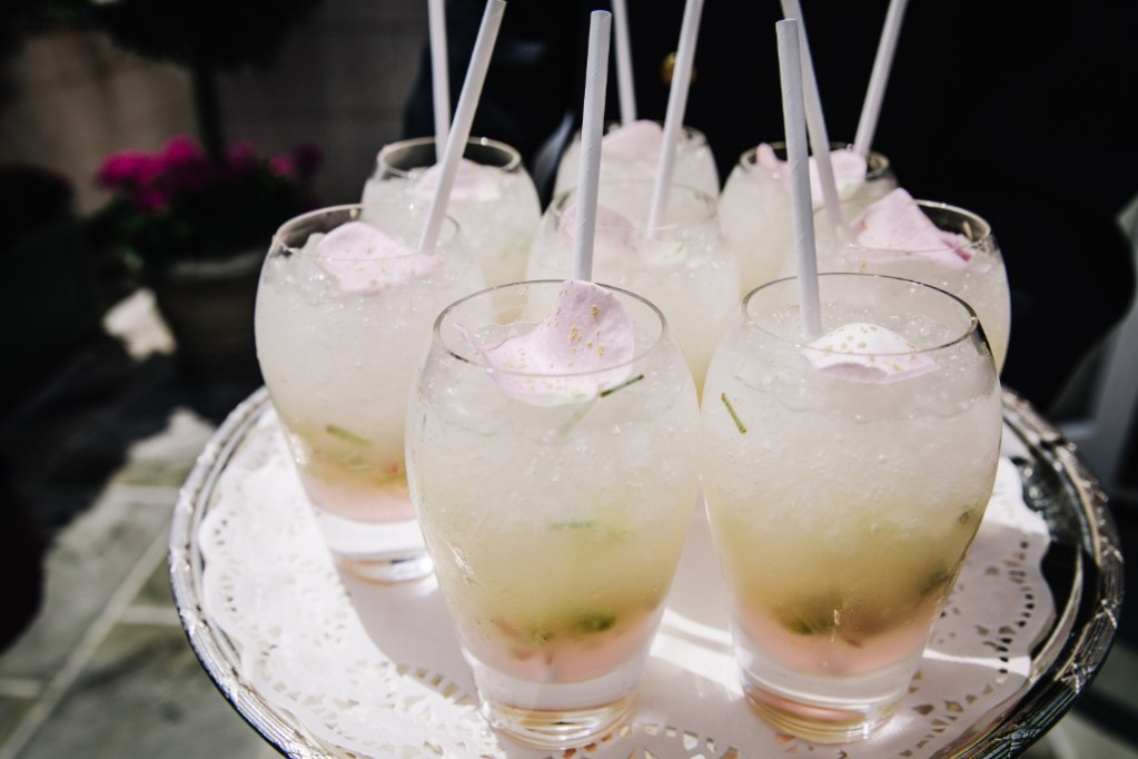 The Dorchester rooftop Luxury Cocktails - Luxuriate Life Magazine by Mark Captain