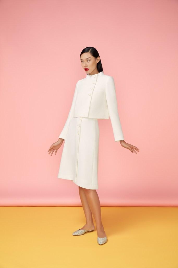 International Women's Day Goat Fashion