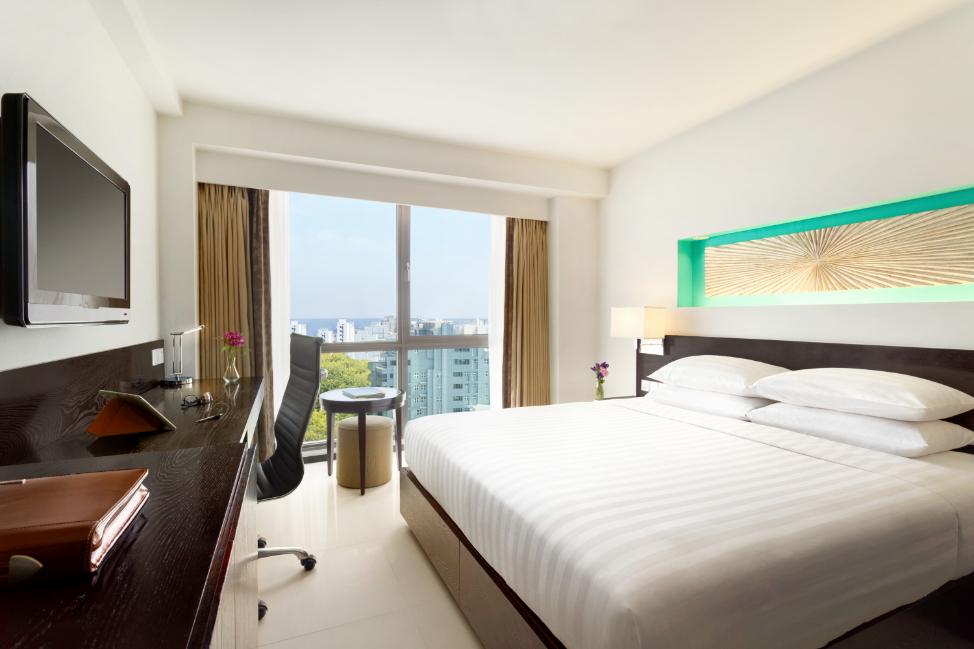JEN Maldives Malé by Shangri-La Bedroom Relaxation - Luxuriate Life Magazine