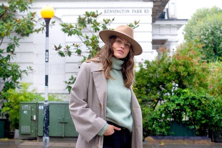 International Women's Day Jess Collett Mink Hometown Trilby