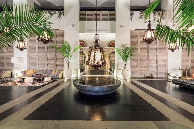 UNICO 20°N 87°W Hotel Luxurious Hotel Lobby - Luxuriate Life Magazine by Mark Captain