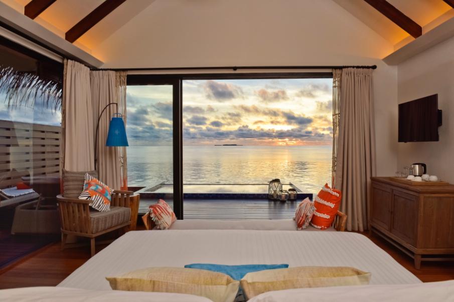 Grand Park Kodhipparu Luxury Villa Room - Luxuriate Life Magazine by Mark Captain