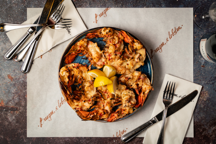 Lobster Thermidor Kit from Burger & Lobster  - Luxuriate Life Magazine by Mark Captain