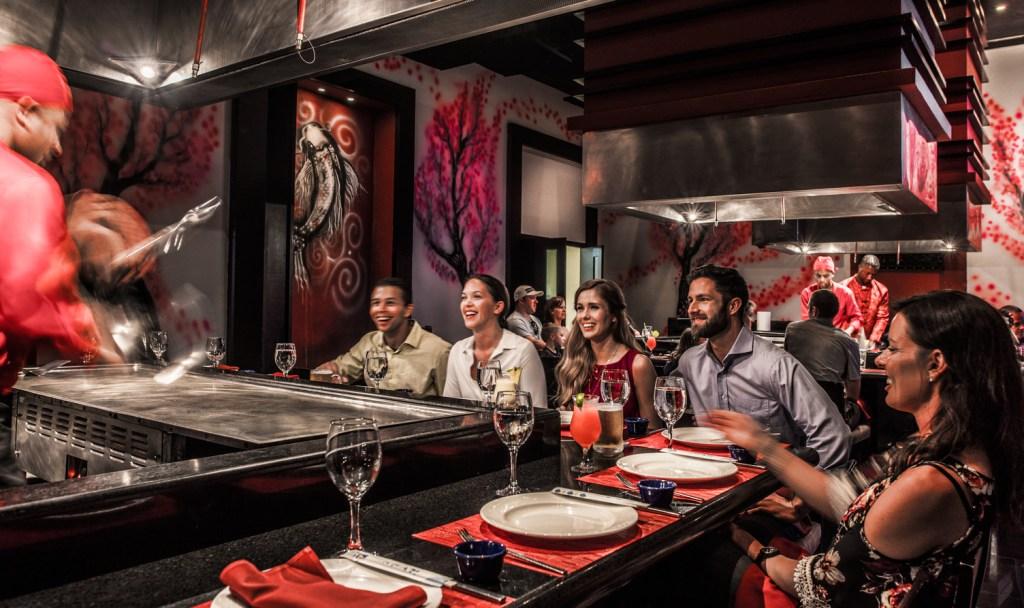 Hard Rock Hotel, Riviera Maya luxury restaurants and bars - Luxuriate Life Magazine by Mark Captain